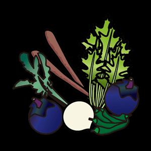 漬け物野菜