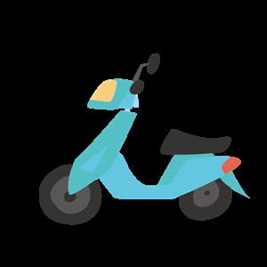 バイク イラスト