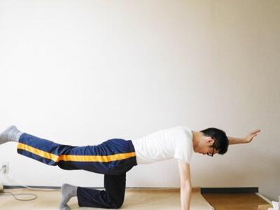体幹を鍛えるトレーニング
