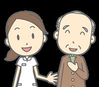 患者と鍼灸師