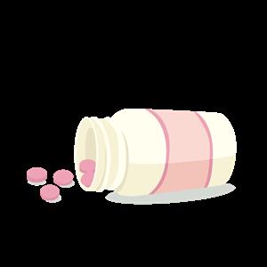 市販薬の錠剤