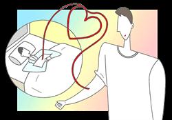 献血が役に立つイメージ