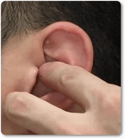 セルフ耳ツボのやり方5