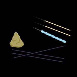 鍼灸治療の道具