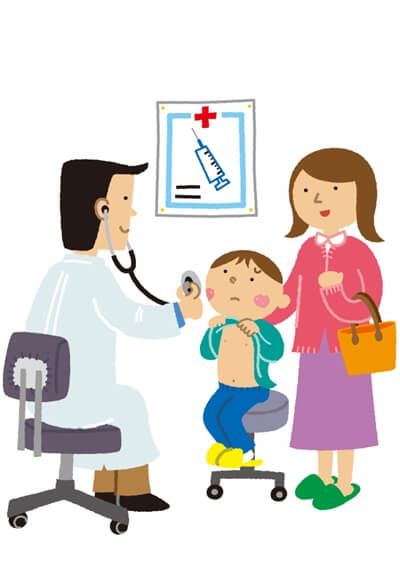 小児科診察