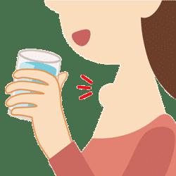 バセドウ病(甲状腺機能亢進症)のツボ