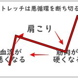 ストレッチが悪循環を断ち切る図説