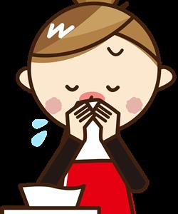 アレルギー性鼻炎のツボ