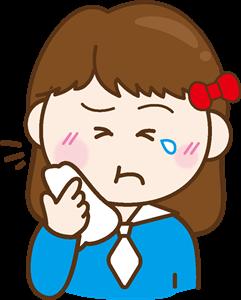 口内炎を早く治す!それには口内炎のツボがおすすめ!