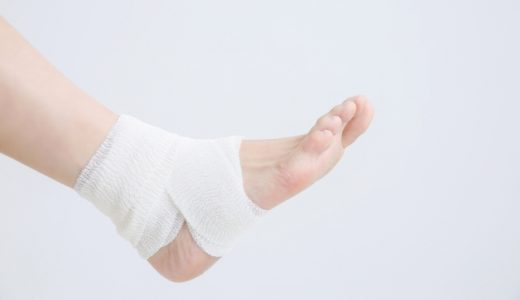足のねんざのツボ!捻挫がなかなか治らないときに早く治すツボ!