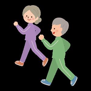 腰痛や膝痛など痛みがあるときは歩いてもいいの?運動したほうがいいの?