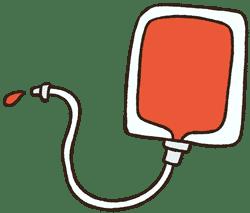 献血は、体にいいの?悪いの?