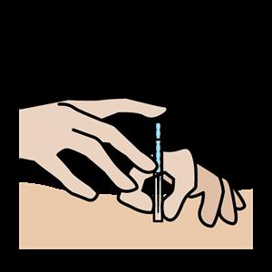 痛くない鍼灸治療のコツ!切皮痛を軽減させるポイント!