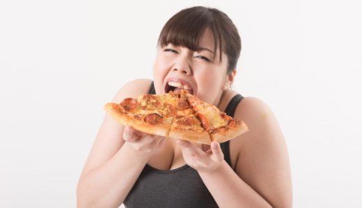 食べ過ぎは肩こりの原因になる!?老化や病気の原因にも!