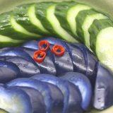 茄子と胡瓜の漬け物